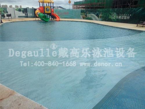 惠州泳池工程