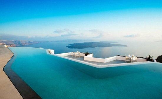 无边际泳池设计公司