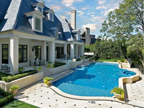 别墅泳池设备 泳池过滤设备厂家 首推 法国戴高乐