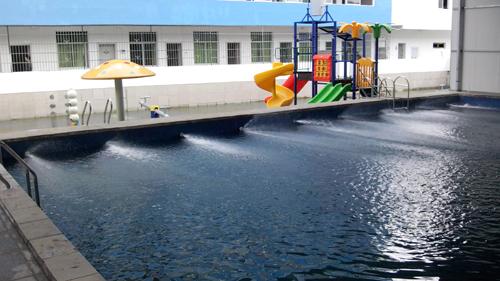江西上犹杰兴生态农庄泳池改造工程