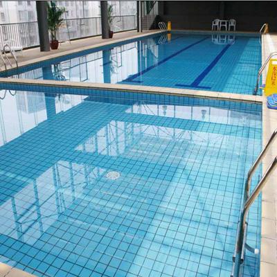 室内恒温泳池设计方案