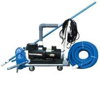 DN3001 标准型岸基式手动泳池吸污机