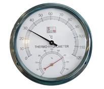 不锈钢温湿表S-N-20