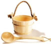 木桶木勺S-N-13
