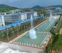云南监狱景观水处理泳池工程