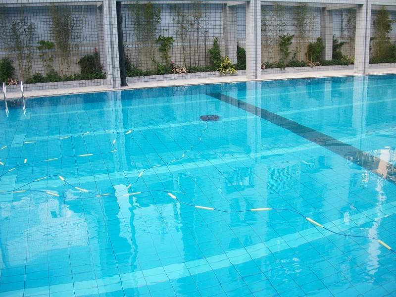 广州公安局黄埔区分局FX30泳池工程