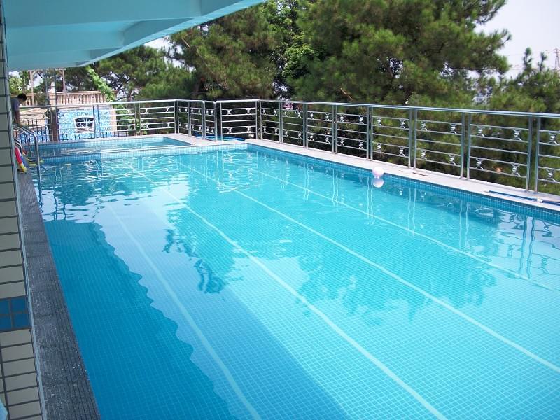 清远FX50私家别墅泳池工程