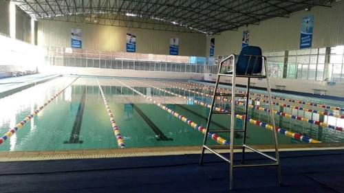 云南泸西县佳亿室内恒温游泳馆泳池工程