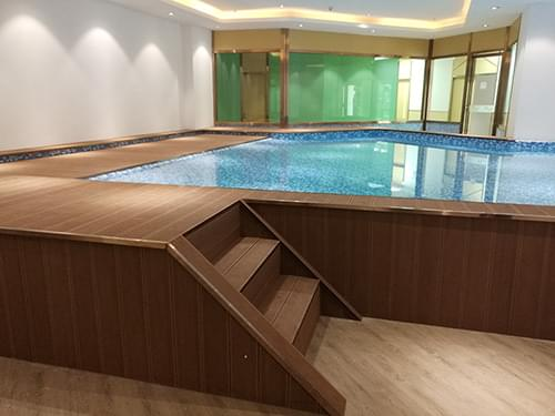 广州有宠网络科技公司拆装式宠物恒温泳池工程