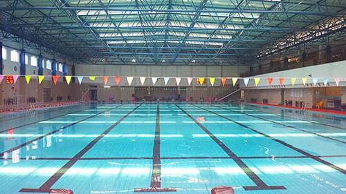 广州花都游泳馆泳池水处理工程