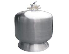 不锈钢顶出式砂缸