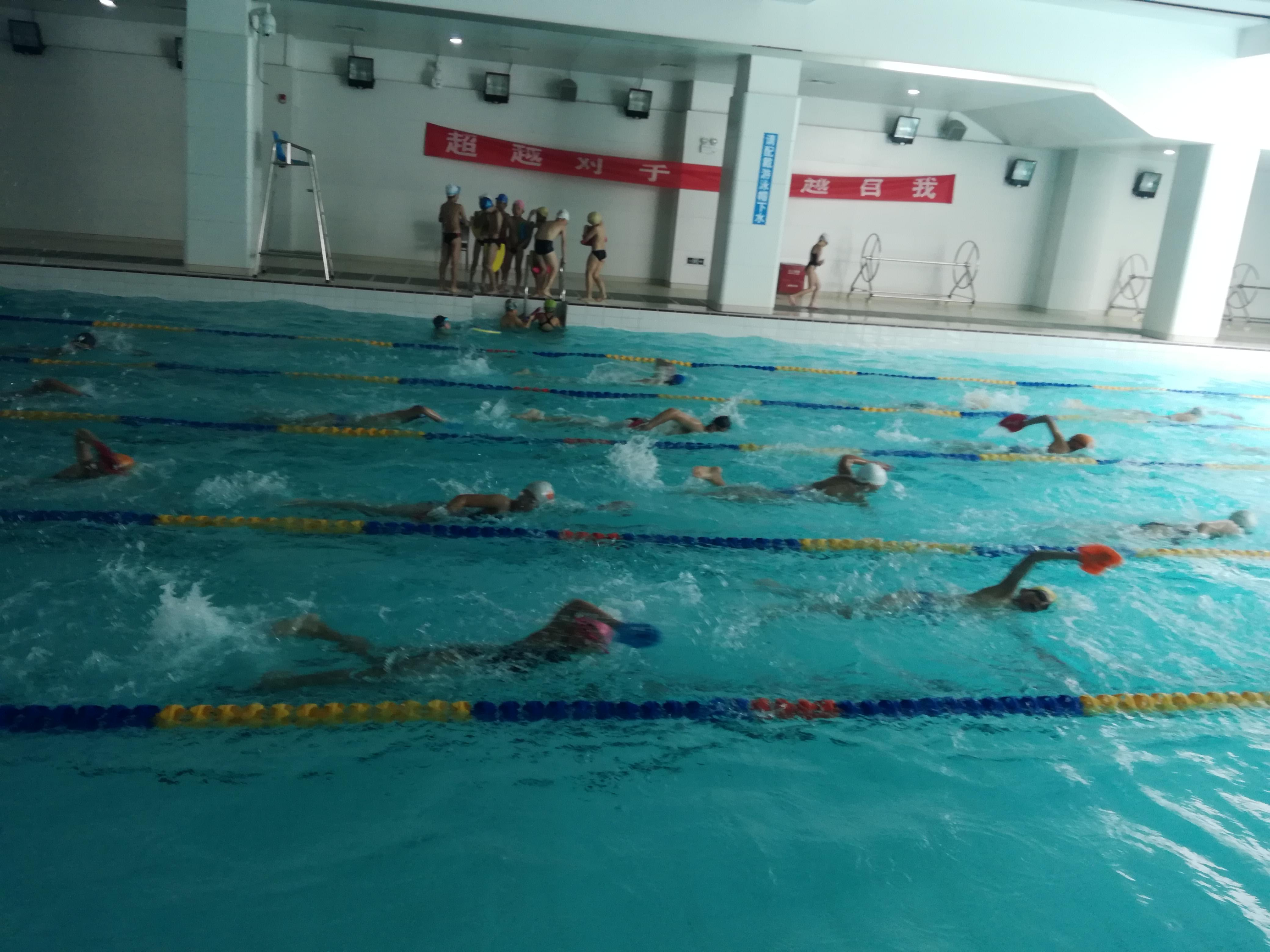 长沙市天心区桂花坪小学游泳馆泳池工程