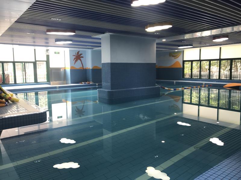 广州BABYFISH亲子游泳馆恒温泳池工程(杨箕店)