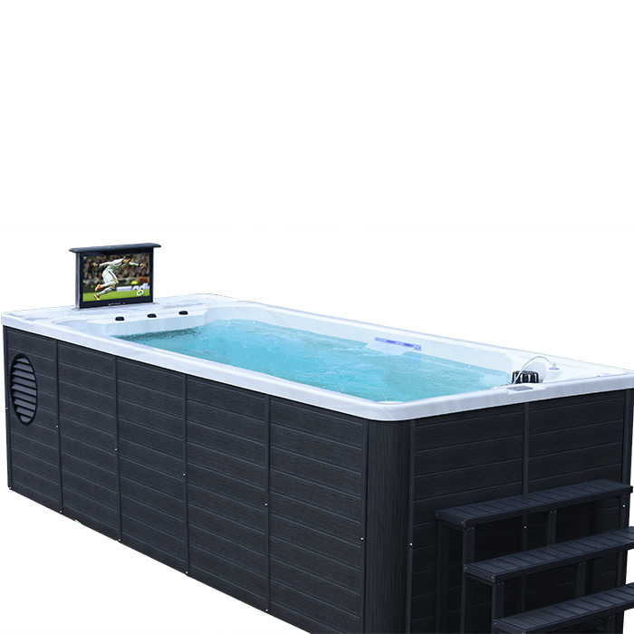 戴高乐无边际泳池,能让您真正畅游的游泳池