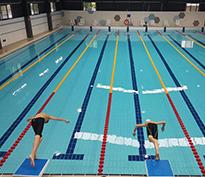 广东博罗康恒体育恒温泳池工程